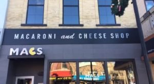 MACS Is A Mouthwatering Wisconsin Restaurant With 18 Different Kinds Of Mac 'N Cheese