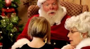 Your Whole Family Can Enjoy Eating Breakfast, Brunch, Dinner, Or Supper With Santa At Cedar Hill Farm In Mississippi