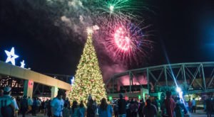Rockets Over The Red Is Arguably The Ultimate Holiday Festival In Louisiana
