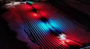 Try The Ultimate Nighttime Adventure With Glow Tubing At Rock Snowpark In Wisconsin