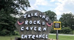 Talking Rocks Cavern In Missouri Is An Adventure You Can Take Year-Round