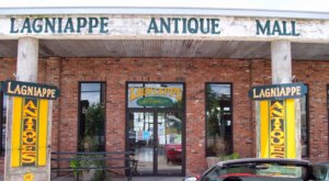 There's 17,000-Square Feet Of Shopping That Awaits You At The Lagniappe Antique Mall In Louisiana