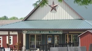 You'll Find Handcrafted Home Goods At The Concord Amish Village Near Buffalo
