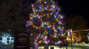 Visit Genoa, The One Christmas Town In Nevada That's Simply A Must Visit This Season