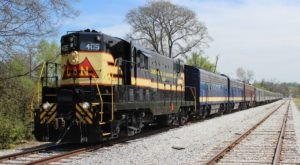 Solve A Murder On Board The Murder Mystery Train Excursion From The Tennessee Central Railway Museum In Nashville