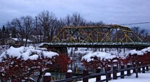 "You Can Visit The Small Town Near Buffalo That Inspired The Movie ""It's A Wonderful Life"""