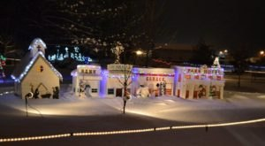Nebraska's SantaLand Is A Christmas Attraction That Will Transport You Straight To The North Pole