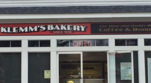 Klemm's Bakery In New Hampshire Opens At 6 A.M. Every Day To Sell Their Delicious Made From Scratch Pastries