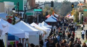 Northern California's Very Own Christmas Arts And Craft Fair Is One Of The Best Christmas Markets In The Country