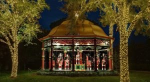 The 12 Days Of Christmas Have Come To Life At The Dallas Arboretum This Holiday Season
