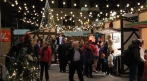 The German Christmas Market, Christkindl, Is A One-Of-A-Kind Place To Visit In Colorado