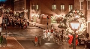 Visit Lexington, The One Christmas Town In Virginia That's Simply A Must Visit This Season
