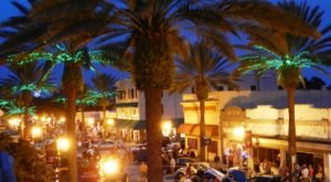 At Christmastime, New Smyrna Beach, Florida Has One Of Most Enchanting Main Streets In The Country