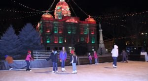 One Of The Best Places To Celebrate Christmas In The Midwest Is Minden, Nebraska's Christmas City