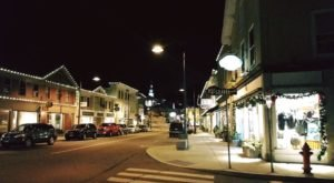 At Christmastime, Mystic, Connecticut Has The Most Enchanting Main Street In The Country