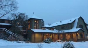 The Coziest Place For A Winter West Virginia Meal, Guesthouse Lost River Restaurant, Is Comfort Food At Its Finest