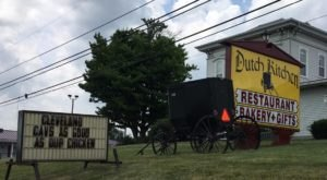 The Broasted Chicken At These 7 Ohio Amish Country Restaurants Hits The Spot