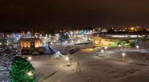Drive Or Walk Through 365,000 Holiday Lights At The Winter Wonderland In South Dakota