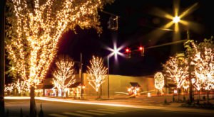 At Christmastime, Fairhope, Alabama Has The Most Enchanting Main Street In The Country