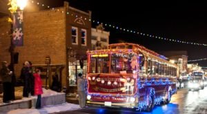 At Christmastime, Park City, Utah Has The Most Enchanting Main Street In The Country