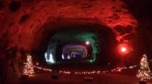The Christmas Cave At White Gravel Mines In Ohio Will Open Early For The 2019 Season