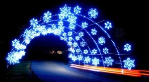 Drive Through Over 1 Million Holiday Lights At Oglebay Winter Festival Of Lights In West Virginia