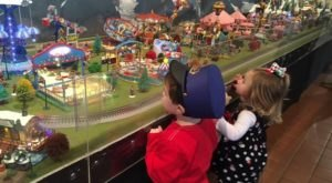 The Holiday Trains At The Behringer-Crawford Museum Is A Festive And Fun Tradition For The Family