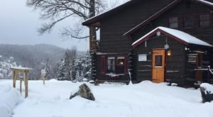The Coziest Place For A Winter New York Meal, Log House Restaurant, Is Comfort Food At Its Finest