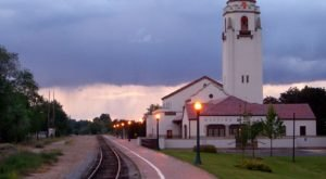 Take A Rare Tour Of The Historic Boise Train Depot In Idaho For A Glimpse Of The Past