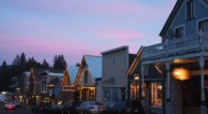 Visit Nevada City, The One Christmas Town In Northern California That's Simply A Must Visit This Season