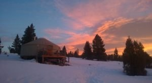 Try Something New This Winter And Cross Country Ski From Homestake Lodge In Montana