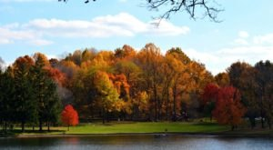 The Underappreciated County Near Cleveland That's Home To 34 Heavenly Lakes Larger Than 5 Acres