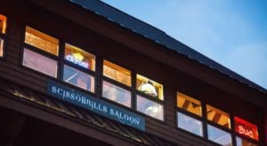 Scissorbills Saloon Is A Ski-In Bar In Montana And It's Truly One-Of-A-Kind