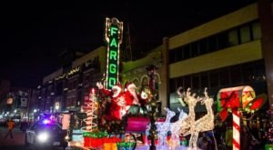 The Mesmerizing Holiday Lights Parade Will Be Rolling Through Fargo In A Spectacular Display