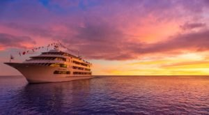 Ring In The New Year On This Extraordinary New Year's Eve Cruise In Hawaii