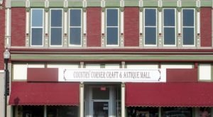 Absolutely Adorable, You Could Easily Spend All Day Shopping At Country Corner Craft & Antique Mall In Missouri