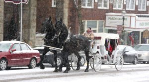 Experience An Old-Fashioned Victorian Christmas In The Enchanting Town Of Bellefonte, Pennsylvania