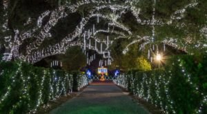 7 Christmas Light Displays In Louisiana That'll Instantly Get You In The Holiday Spirit