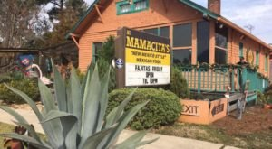 The Best Mexican Food Can Be Found At A Quirky Little Hut Near New Orleans Called Mi Mamacita's New Mexican Cuisine