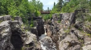 You Won't Feel Like You're In Minnesota When You See The View At This View At Temperance River State Park