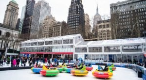 Bumper Cars On Ice Is Coming To New York And It Looks Like Loads Of Fun