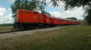 Solve A Murder On Board The Belle Dinner Train From The Baldwin City Depot In Kansas