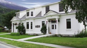 Wrap Yourself Up In Handmade Quilts At The White House Bed & Breakfast In Alaska