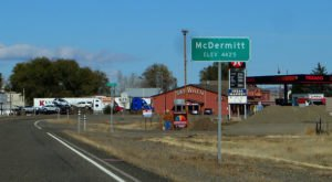 McDermitt, Nevada Is One Of The Only Towns In America To Share Two States