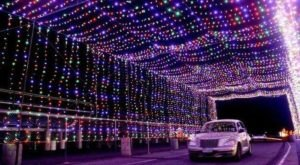 8 Drive-Thru Christmas Lights Displays In Ohio The Whole Family Can Enjoy