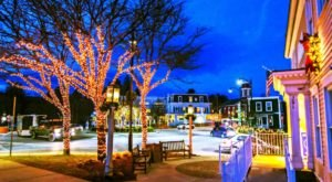Manchester, The One Christmas Town In Vermont That's Simply A Must Visit This Season