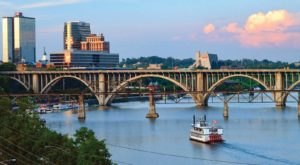 Take A Thanksgiving Day Cruise Aboard The Star Of Knoxville In Tennessee For A Unique Holiday Outing