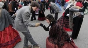 Your Whole Family Will Love The Annual Dickens Of A Christmas Festival, The Largest Event Of Its Kind Near Nashville