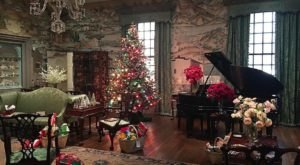 Yuletide at Winterthur In Delaware Is Positively Enchanting