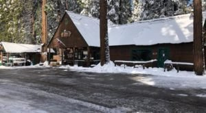 The Coziest Place For A Winter Northern California Meal, The Outpost, Is Comfort Food At Its Finest